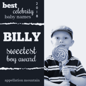 Celebrity Baby Names 2018: Sweetest Boy Names