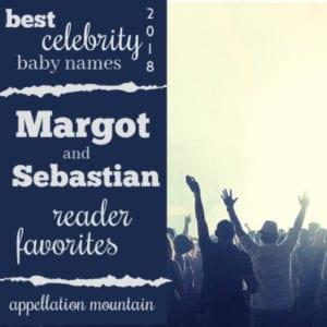 Celebrity Baby Names 2018: Reader Favorites