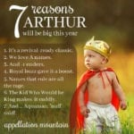 Seven Reasons Why Arthur Will Be Big This Year