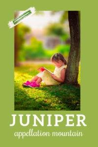 baby name Juniper