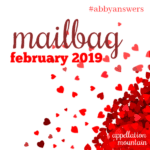 Abby Answers: February 2019 Mailbag