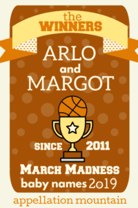 March Madness baby names 2019 winners