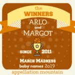 March Madness Baby Names 2019: The Winners!