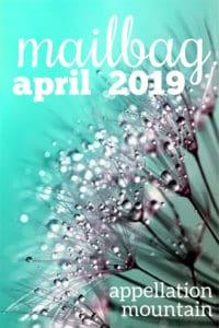Mailbag April 2019