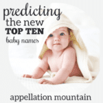 Top Ten Baby Names Predictions 2019