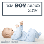 New Boy Names 2019: Jericho, Justus, Zev