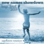 New Names Showdown 2019: Boys Final