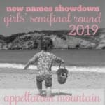 New Names Showdown 2019: Girls SemiFinals