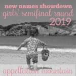 New Names Showdown 2019: Girls SemiFinals