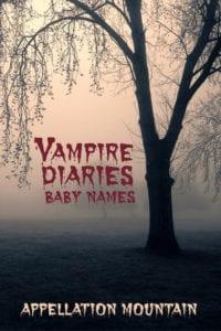 Vampire Diaries names