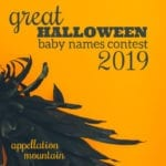 Great Halloween Baby Names Contest 2019: Boys Final
