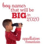 Boy Names 2020: The Best Names for the New Year
