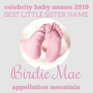 CBN19: Birdie Mae