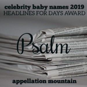 CBN19: Psalm