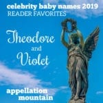 Favorite Celebrity Baby Names 2019: The Winners!