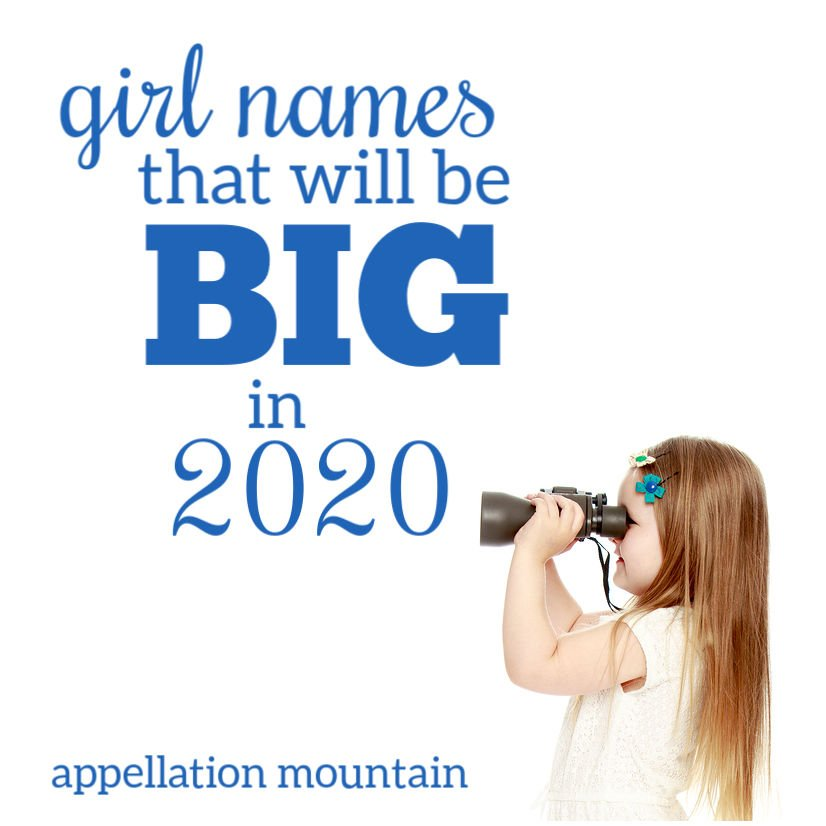 Girl Names 2020 The Best Names For The New Year Appellation