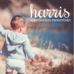 Harris: Baby Name of the Day