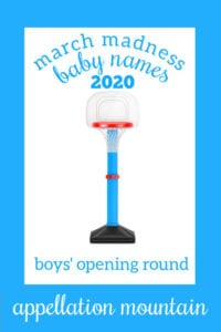 March Madness 2020: Boys Opening Round