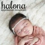 Halona: Baby Name of the Day