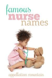 Famous Nurse Names