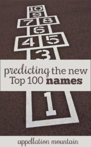 New Top 100 Names