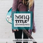Spring Song Title Showdown: The Final!