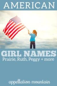 American girl names