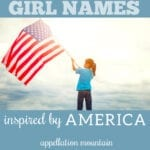 American Girl Names: Liberty, Martha, Betsy