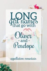 Name Help: Long Girl Names