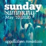 Sunday Summary: 5.10.20
