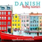 Danish Baby Names: Aksel, Ida, Storm