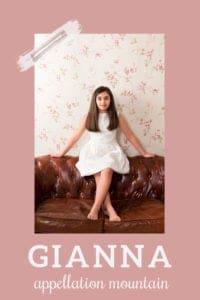 baby name Gianna