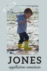 baby name Jones