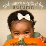 Autumn Girl Names: Opal, Ceres, Sienna