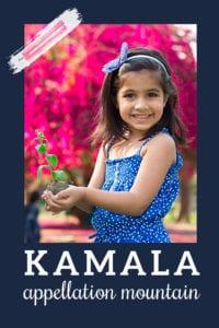 baby name Kamala
