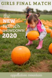 New Names Showdown 2020: Girls Final