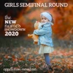 New Names Showdown 2020: Girls SemiFinal
