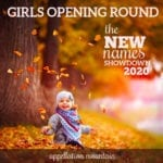 New Names Showdown 2020: Girls Opening Round