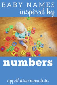 number baby names