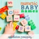 Numeric Baby Names: Una, Ivy, Finn, Eleven