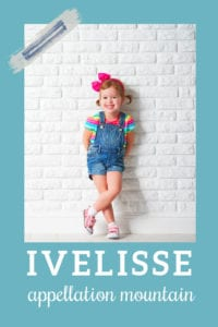 baby name Ivelisse
