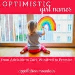 Optimistic Girl Names: Adelaide to Zuri
