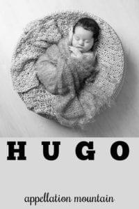 boy name Hugo