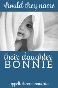 Name Help: Bonnie