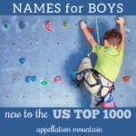 New Boy Names 2021: Adler, Ocean, Zev