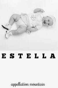 girl name Estella