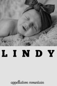 baby name Lindy