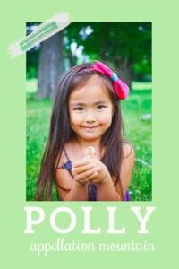 baby name Polly