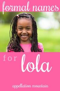 nickname Lola