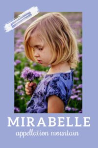 baby name Mirabelle